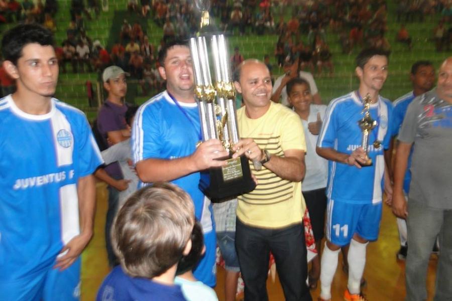 Com Placar Histórico, Juventus F.C Vence Intermunicipal de Futsal em São João do Manhuaçu-MG