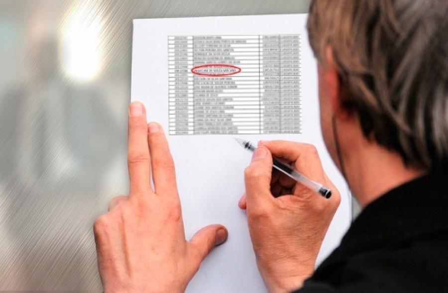 Lista dos candidatos com inscrições deferidas
